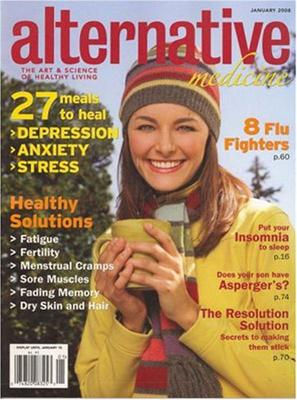 Alternative Medicine Magazine Subscription